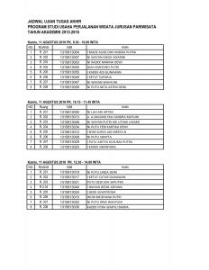 Jadwal Ujian TA UPW 2016_001